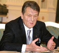 Ющенко щодо автономії сходу