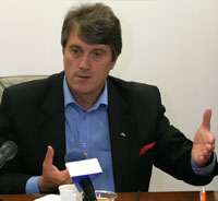 Коментар Ющенко