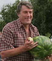 Ющенко в Запоріжжі