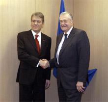 Генеральний секретар Ради Європи Террі Девіс