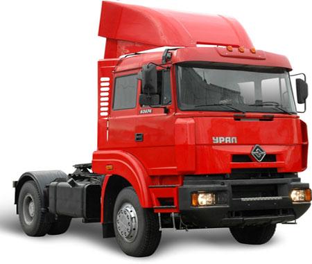 Урал-63674