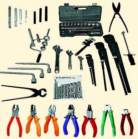 Какой инструмент должен быть дома?