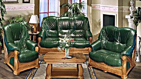 Кожанная мебель