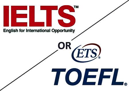 IELTS и TOEFL