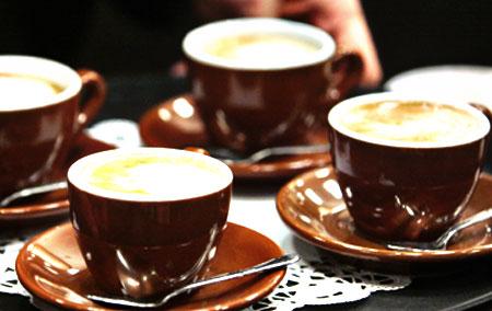 Бизнес на кофе
