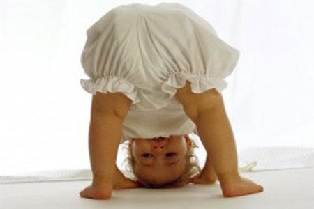 Физкультура для ребёнка