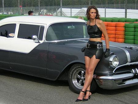 Авто для леди