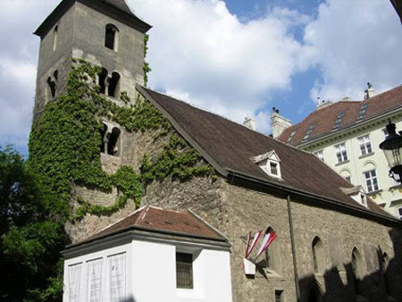 церковь Святого Рупрехта