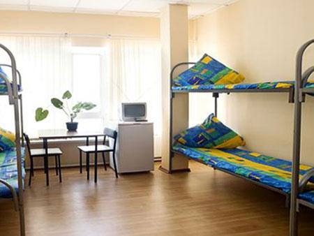 Выбор общежития