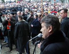 Ющенко в Львові