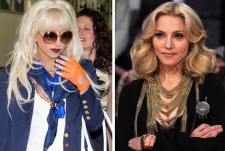Мадонна и Гага