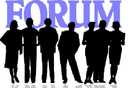 Заработать на форуме