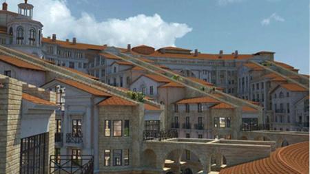 Итальянский квартал в Москве