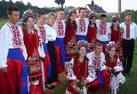 Украинские имена