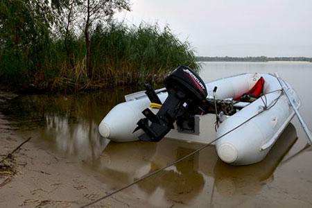 купить мотор на резиновую лодку в екатеринбурге