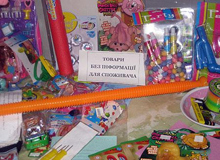Некачественные игрушки
