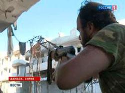 Терракт в Сирии
