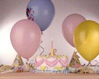 День рождения малыша