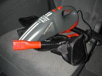 Пылесос для автомобиля