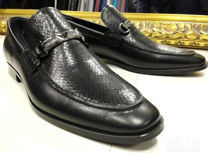 Качественная обувь из натуральных материалов