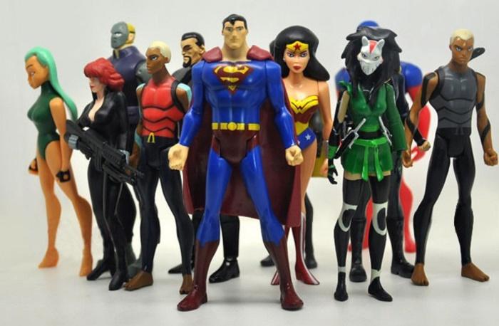 Фигурки из комиксов – отличный подарокФигурки из комиксов – отличный подарок