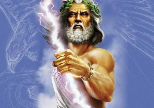 Картинка Зевса