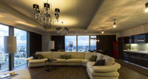 Современный диван поможет создать неповторимый дизайн