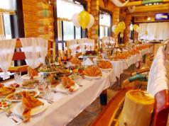 Как выбрать ресторан для свадьбы? Советы по выбору ресторана