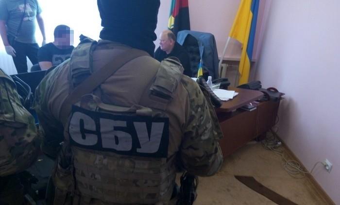 Городской голова Торецка Владимир Слепцов