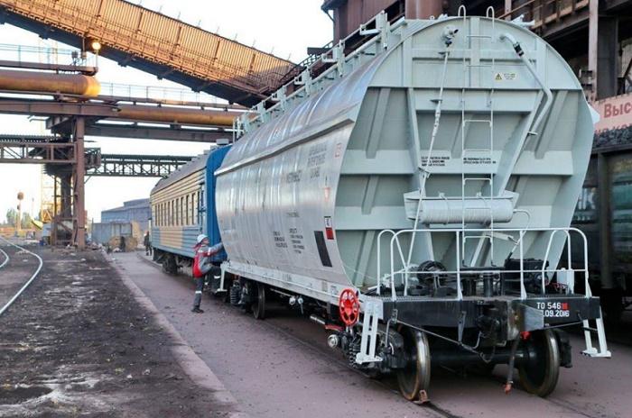Сделано в Украине: 30 топливных цистерн от Крюковского вагоностроительного!