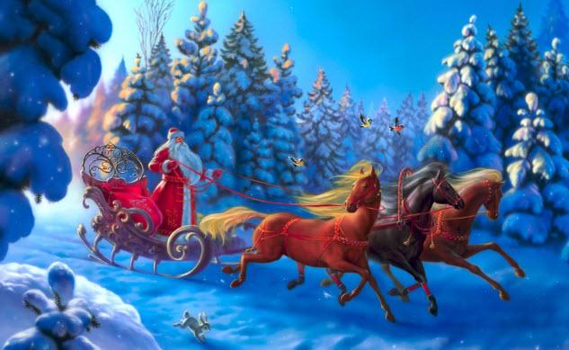 Как писать письмо Деду Морозу
