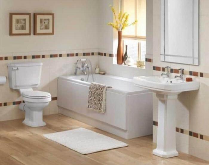 Как обустроить малогабаритную ванную комнату: фото, варианты, советы