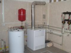 Выбираем вариант газового отопления современного дома