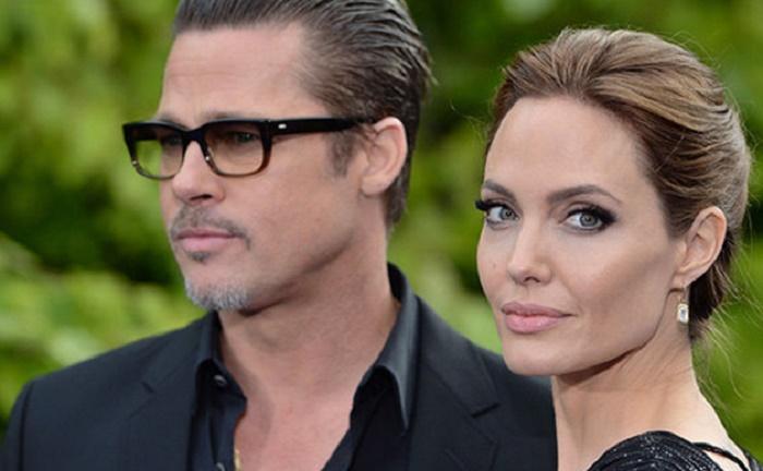 Скандальный развод Джоли и Питта