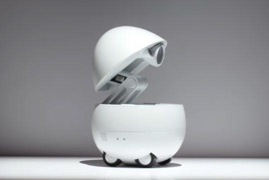 Настольный робот-компаньон от Panasonic