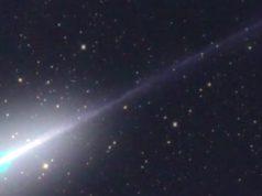 Зеленая комета пройдет недалеко от Земли