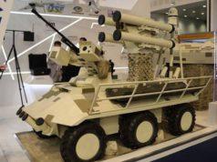 «Фантом» - беспилотный многоцелевой бронетранспортер