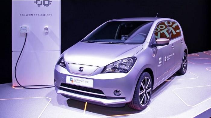 Электрокар SEAT e-Mii