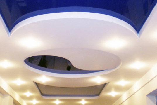 О чем нужно знать перед установкой натяжных потолков?