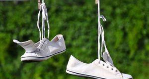 Уход за летней обувью