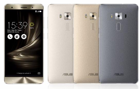 ASUS Zenfone 3 Deluxe SE: только лучшее