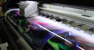 Широкоформатная печать в интерьере