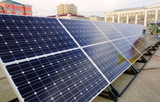 Догляд за сонячними панелями