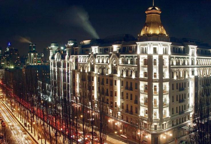 Отели Киева: соотношение цены и качества пребывания