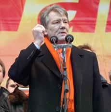 Захист волевиявлення українців