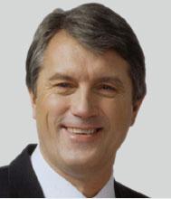 Ющенко на Одещині