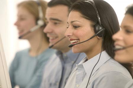 call - center