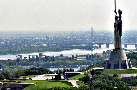 Просторы Киева