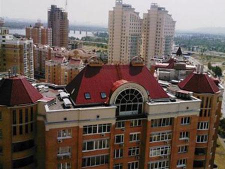 Новостройки Киева