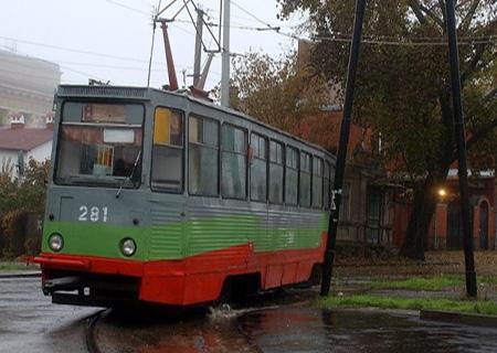 Трамвай Таганрога